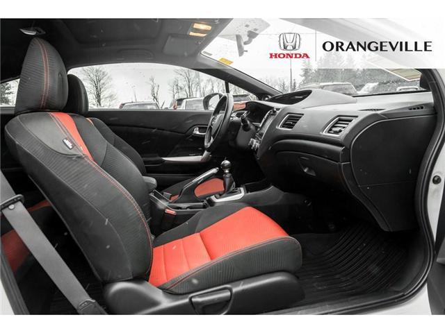 2015 Honda Civic Si (Stk: F19026A) in Orangeville - Image 17 of 20