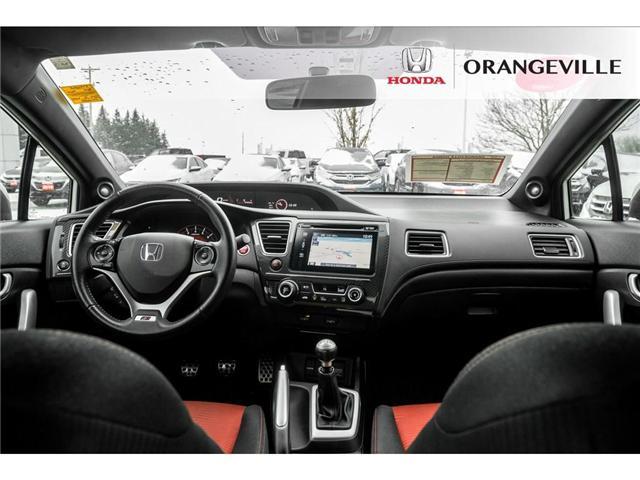 2015 Honda Civic Si (Stk: F19026A) in Orangeville - Image 19 of 20