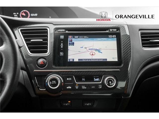 2015 Honda Civic Si (Stk: F19026A) in Orangeville - Image 20 of 20