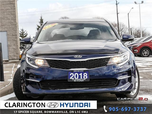 2018 Kia Optima LX+ (Stk: U811) in Clarington - Image 2 of 27