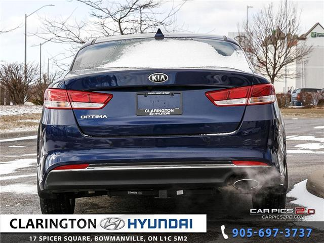 2018 Kia Optima LX+ (Stk: U811) in Clarington - Image 5 of 27