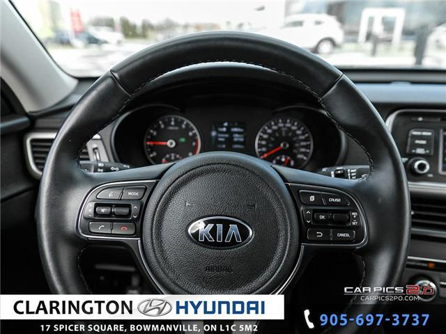 2018 Kia Optima LX+ (Stk: U811) in Clarington - Image 7 of 27