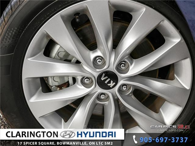 2018 Kia Optima LX+ (Stk: U811) in Clarington - Image 21 of 27