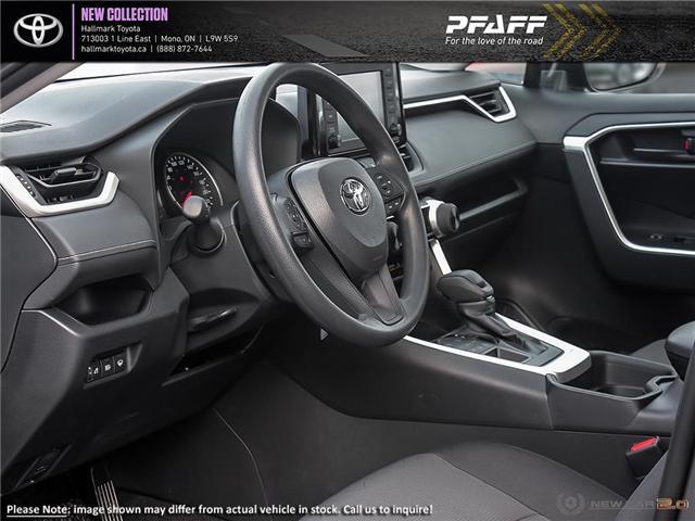 2019 Toyota RAV4 FWD LE (Stk: H19203) in Orangeville - Image 12 of 24