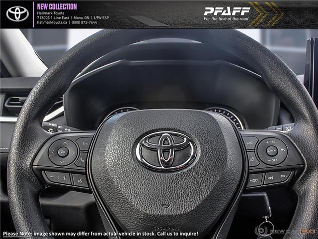 2019 Toyota RAV4 FWD LE (Stk: H19203) in Orangeville - Image 14 of 24