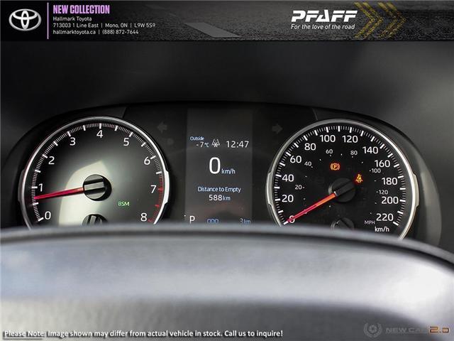 2019 Toyota RAV4 FWD LE (Stk: H19203) in Orangeville - Image 15 of 24