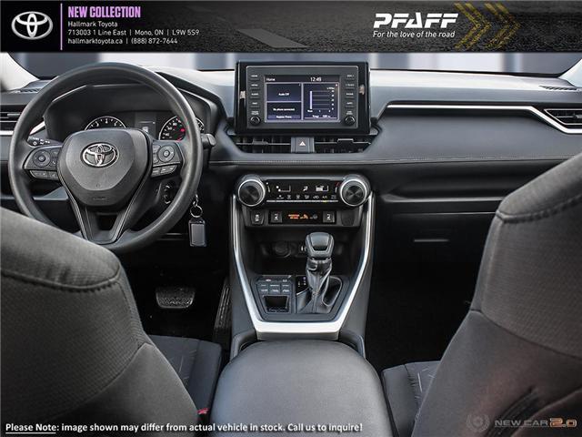 2019 Toyota RAV4 FWD LE (Stk: H19203) in Orangeville - Image 23 of 24