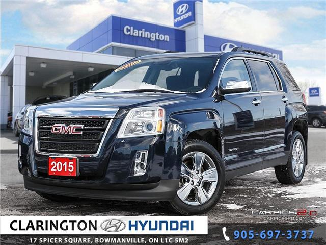 2015 GMC Terrain SLE-2 (Stk: 18773A) in Clarington - Image 1 of 27