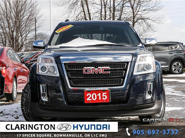 2015 GMC Terrain SLE-2 (Stk: 18773A) in Clarington - Image 2 of 27