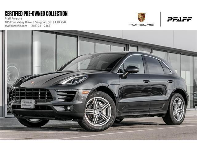 2018 Porsche Macan S (Stk: U7626) in Vaughan - Image 1 of 22