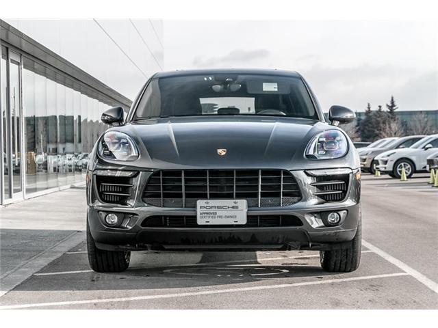 2018 Porsche Macan S (Stk: U7626) in Vaughan - Image 2 of 22