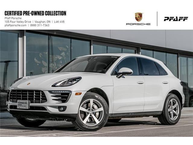 2018 Porsche Macan S (Stk: U7667) in Vaughan - Image 1 of 22