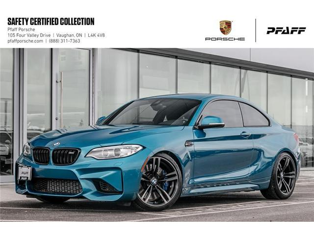 2016 BMW M2 Coupe (Stk: U7670) in Vaughan - Image 1 of 22