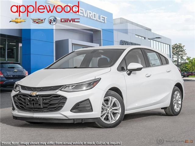2019 Chevrolet Cruze LT (Stk: C9J018) in Mississauga - Image 1 of 24