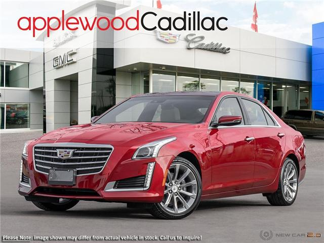 2018 Cadillac CTS 3.6L Luxury (Stk: K8T012) in Mississauga - Image 1 of 24