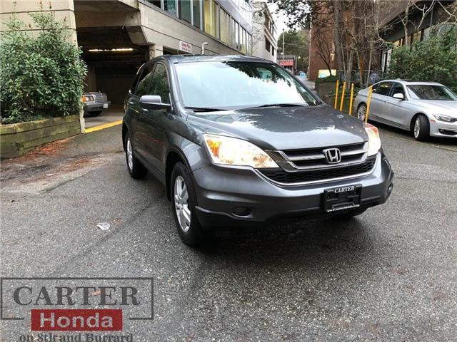 2011 Honda CR-V EX-L (Stk: 2J93811) in Vancouver - Image 1 of 21