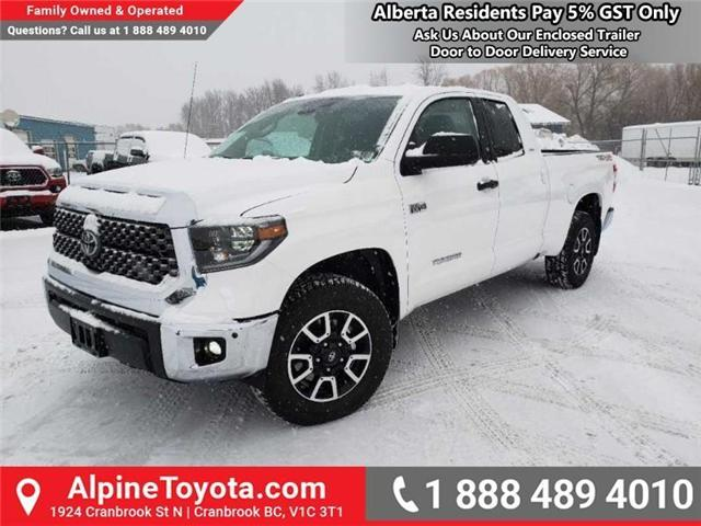 2019 Toyota Tundra TRD Offroad Package (Stk: X807612) in Cranbrook - Image 1 of 16