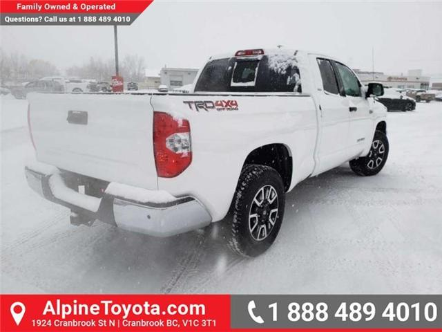 2019 Toyota Tundra TRD Offroad Package (Stk: X807612) in Cranbrook - Image 5 of 16