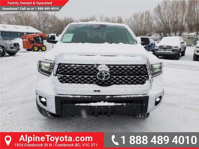 2019 Toyota Tundra TRD Offroad Package (Stk: X807612) in Cranbrook - Image 8 of 16