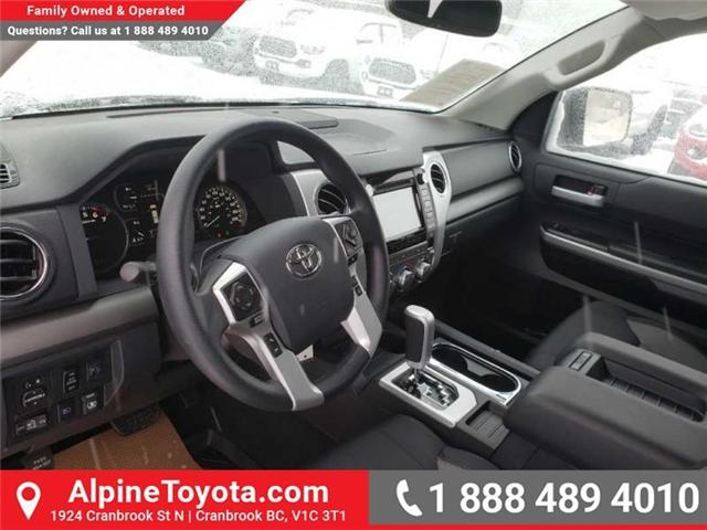 2019 Toyota Tundra TRD Offroad Package (Stk: X807612) in Cranbrook - Image 9 of 16