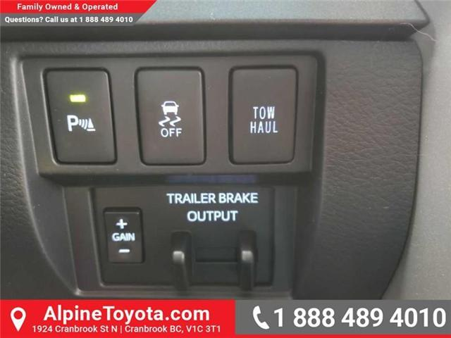 2019 Toyota Tundra TRD Offroad Package (Stk: X807612) in Cranbrook - Image 14 of 16
