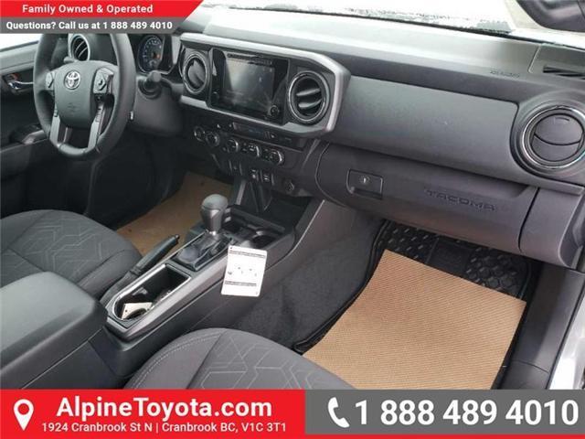 2019 Toyota Tacoma SR5 V6 (Stk: X041166) in Cranbrook - Image 11 of 14