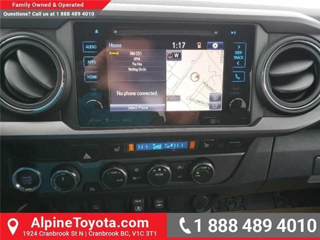 2019 Toyota Tacoma SR5 V6 (Stk: X041166) in Cranbrook - Image 12 of 14