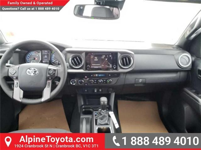 2019 Toyota Tacoma TRD Off Road (Stk: X178271) in Cranbrook - Image 10 of 15