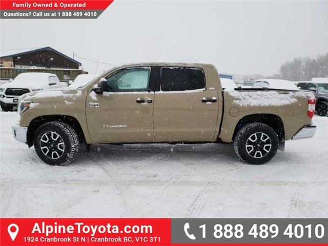 2019 Toyota Tundra TRD Offroad Package (Stk: X809250) in Cranbrook - Image 2 of 18