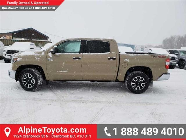 2019 Toyota Tundra TRD Offroad Package (Stk: X809250) in Cranbrook - Image 3 of 18