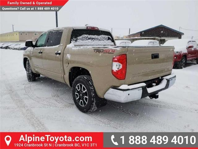 2019 Toyota Tundra TRD Offroad Package (Stk: X809250) in Cranbrook - Image 4 of 18