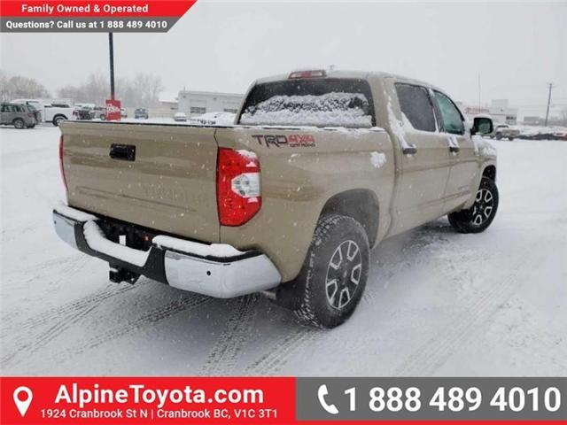 2019 Toyota Tundra TRD Offroad Package (Stk: X809250) in Cranbrook - Image 6 of 18