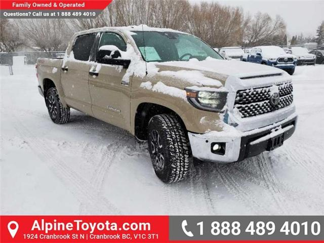 2019 Toyota Tundra TRD Offroad Package (Stk: X809250) in Cranbrook - Image 8 of 18