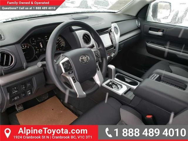 2019 Toyota Tundra TRD Offroad Package (Stk: X809250) in Cranbrook - Image 10 of 18