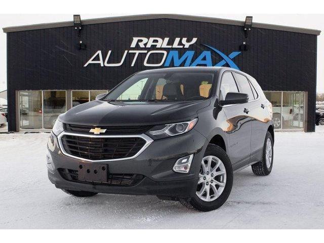 2018 Chevrolet Equinox 1LT (Stk: A1123) in Prince Albert - Image 1 of 10
