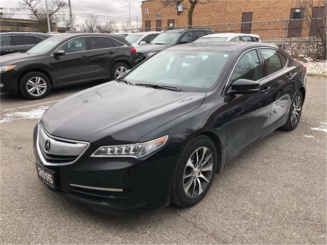 2015 Acura TLX Base (Stk: 802108T) in Brampton - Image 1 of 15