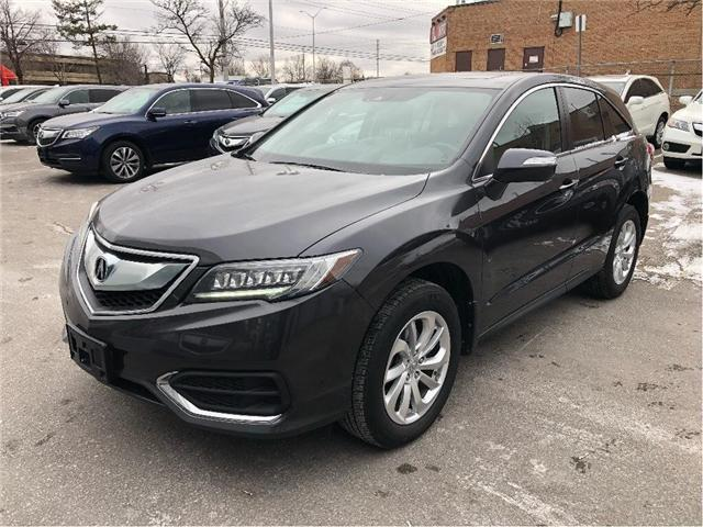 2016 Acura RDX Base (Stk: 802849T) in Brampton - Image 1 of 18