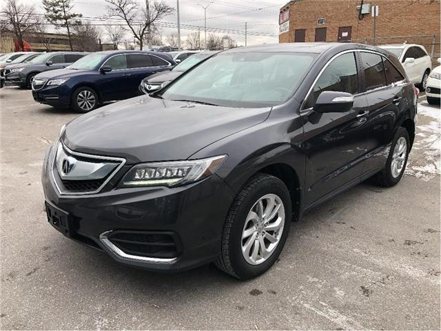 2016 Acura RDX Base (Stk: 802849T) in Brampton - Image 2 of 18