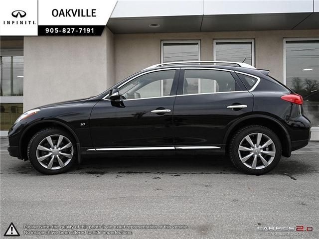 2016 Infiniti QX50 Base (Stk: Q18239A) in Oakville - Image 3 of 19