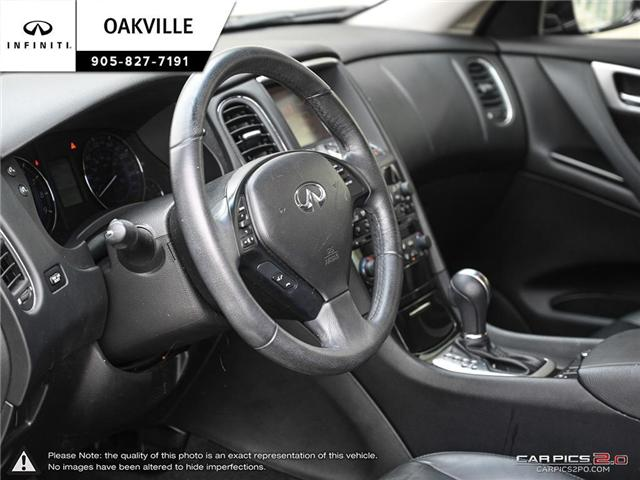 2016 Infiniti QX50 Base (Stk: Q18239A) in Oakville - Image 12 of 19