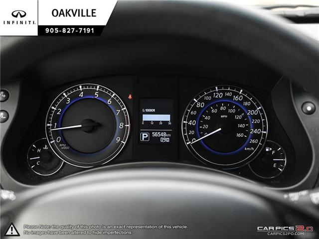 2016 Infiniti QX50 Base (Stk: Q18239A) in Oakville - Image 14 of 19