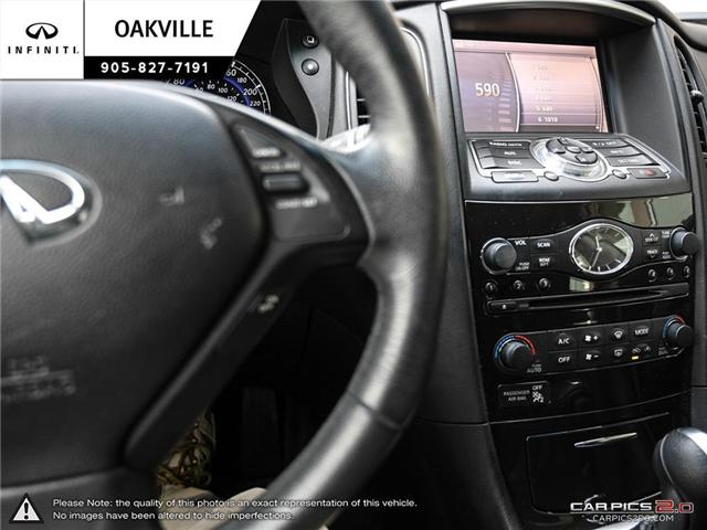 2016 Infiniti QX50 Base (Stk: Q18239A) in Oakville - Image 17 of 19