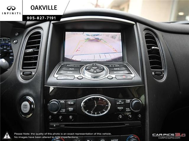 2016 Infiniti QX50 Base (Stk: Q18239A) in Oakville - Image 18 of 19