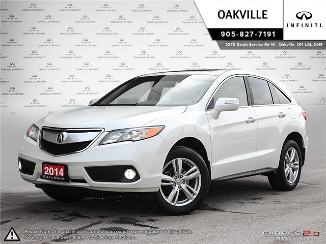 2014 Acura RDX Base (Stk: Q19123A) in Oakville - Image 1 of 21