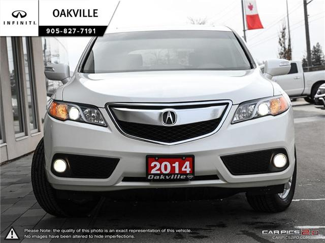 2014 Acura RDX Base (Stk: Q19123A) in Oakville - Image 2 of 21