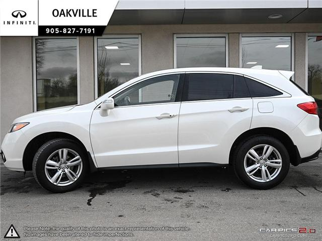 2014 Acura RDX Base (Stk: Q19123A) in Oakville - Image 3 of 21