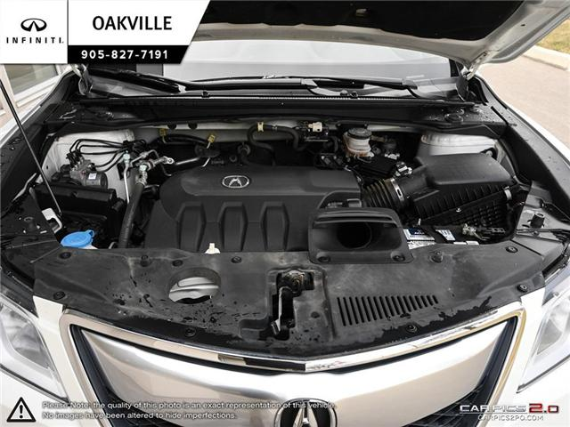2014 Acura RDX Base (Stk: Q19123A) in Oakville - Image 8 of 21