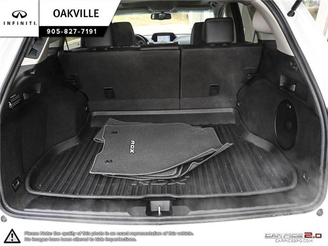 2014 Acura RDX Base (Stk: Q19123A) in Oakville - Image 10 of 21