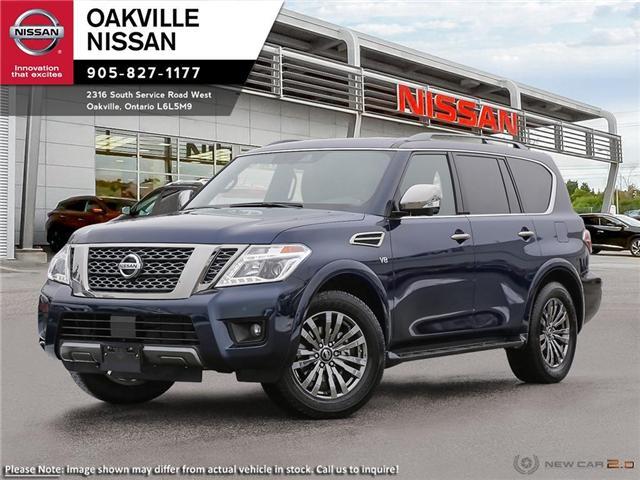 2019 Nissan Armada Platinum (Stk: AR19000) in Oakville - Image 1 of 23
