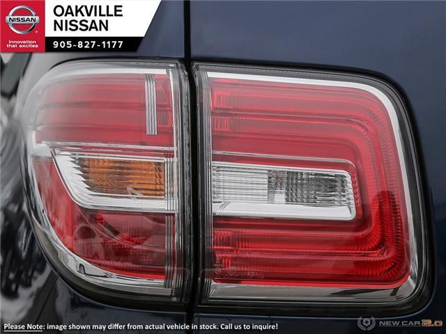 2019 Nissan Armada Platinum (Stk: AR19000) in Oakville - Image 11 of 23